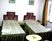 Twin Bedroom-Hotel Anand Palace, Darjeeling